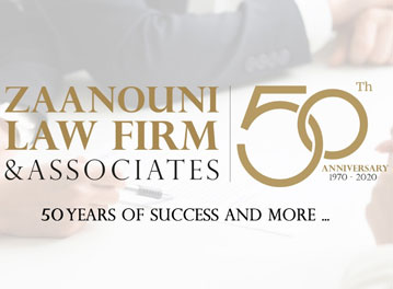 ZLF & Associates - Zaanouni law firm & Associates celebrates its 50th anniversary