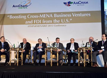 ZLF & Associates - AmCham MENA Regional Council Conference 'Boosting Cross-MENA Business Ventures and FDI from the United States
