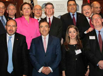 "ZLF & Associates - Forum ""A new era of cooperation between the United States and Tunisia"""